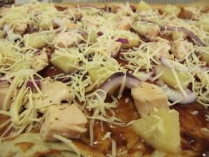 Pizza från Kalifornien