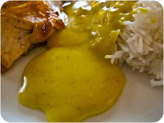 currysås recept