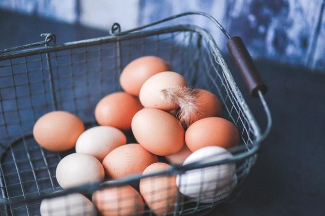 hur länge håller sig ett kokt ägg