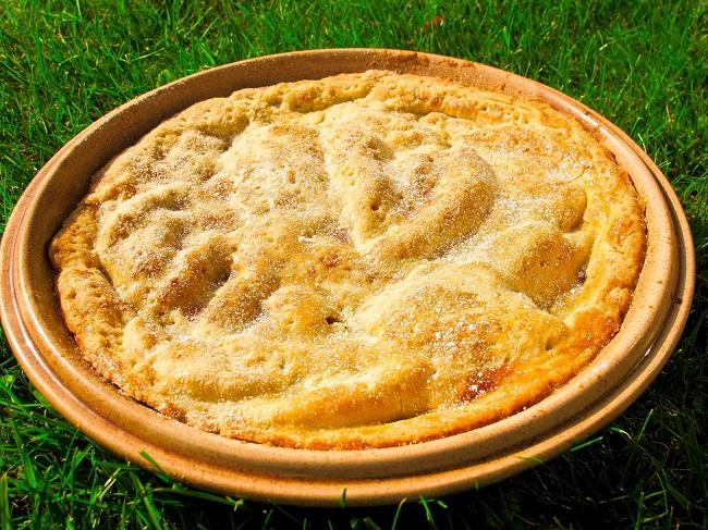 amerikansk äppelpaj recept