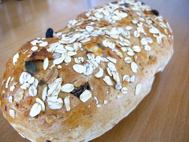 musli bröd recept
