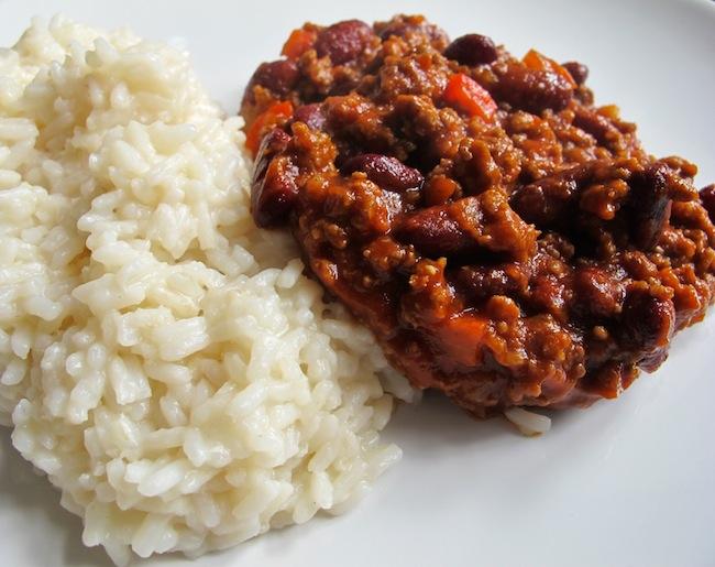 Chili con carne | Recept från Matskafferiet
