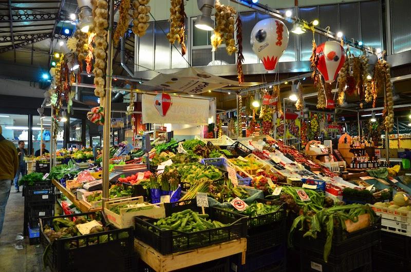 Matmarknad Florens